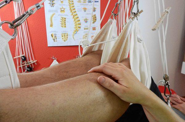 wyposażenie w gabinecie fizjoterapeutycznym
