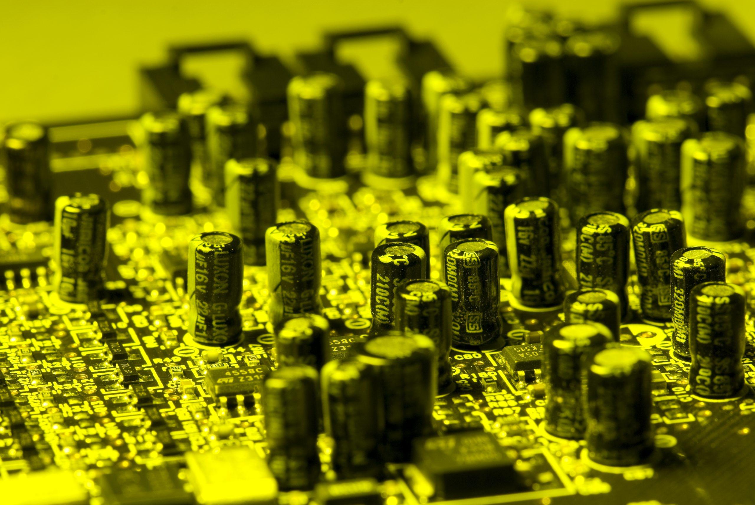 Kondensatory – specyfika, rodzaje, zastosowanie